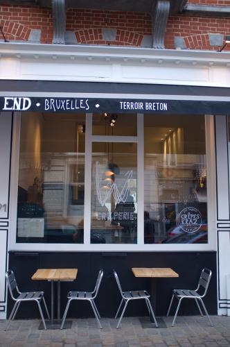 West End: Terroir breton à Bruxelles (FERME)