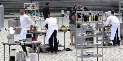 """Quand Bruxelles déroule le tapis rouge à """"Top Chef"""""""