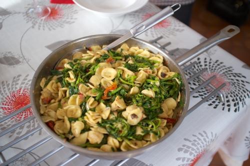 cime di rapa,brocoli-rave,recette cime di rapa