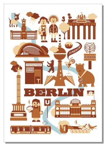 Berlin, capitale multiculturelle