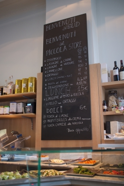 piccola'store,italien bruxelles,traiteur italien