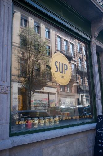 Sup Food: Soupe Pop'