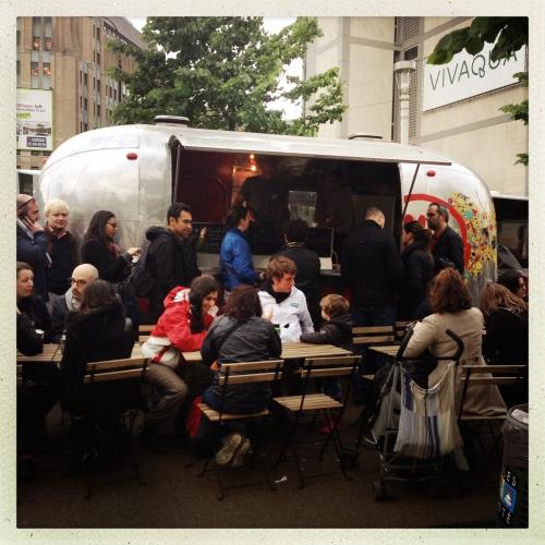 La folie food truck