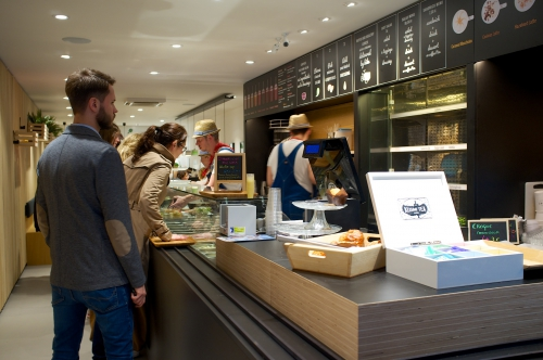 « Letiuz », un salad bar comme à New York à Bruxelles