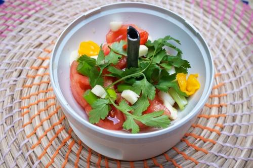 Cuisine créole, recettes antillaises, hot sauce, rougail de tomate