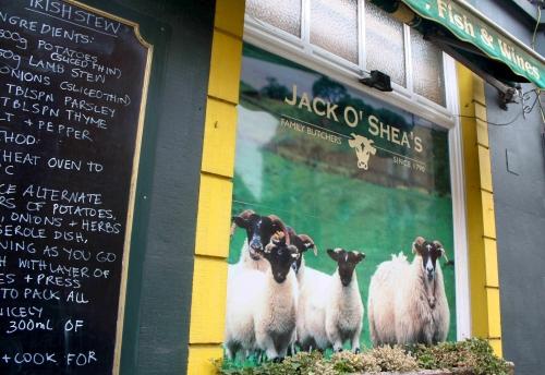 jack o'shea,boucherie bruxelles,steakhouse bruxelles,boeuf dry aged,viande maturée