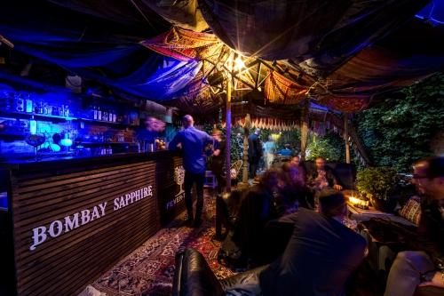 «Imagin»: un pop up bar «Gin & Tonic» à Bruxelles