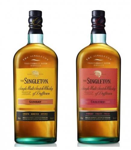 Whisky, single malt,, Singleton, Talisker, Diageo, Ecosse