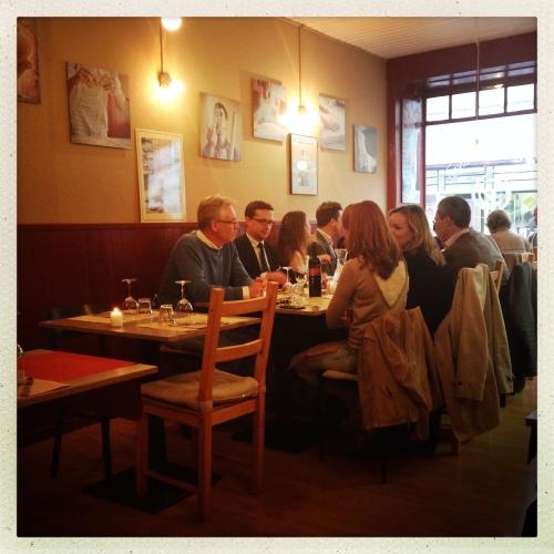 «Osteria bolognese», la vraie «bolo» à Bruxelles