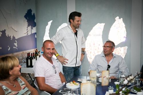 Tomorrowland, chefs belges, chefs étoilés, bouffe festival