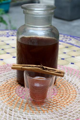 pimeto dram,recette créole,recette antillaise,cocktail,liqueur jamaïque