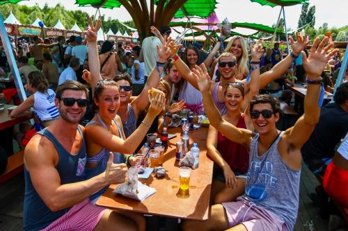 Tomorrowland, fête électro et gastronomique?