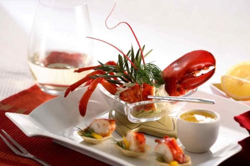 Le homard canadien mis à l'honneur par les chefs belges