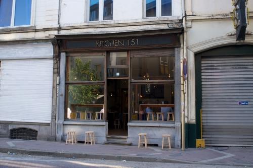 «Kitchen 151», fast-good sous le signe d'Ottolenghi à Ixelles