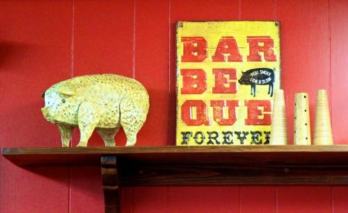 Sur la route du barbecue: carnet d'adresses