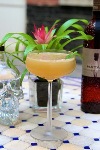 """Un cocktail à base de Crystal Head: """"Napoleon Cosmo"""""""