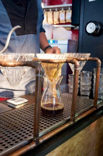 «Café Normo», un barista branché à Anvers