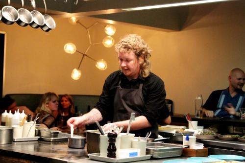 Catbird Seat, Tervor Moran, cuisine Nashville, restaurant Nashville