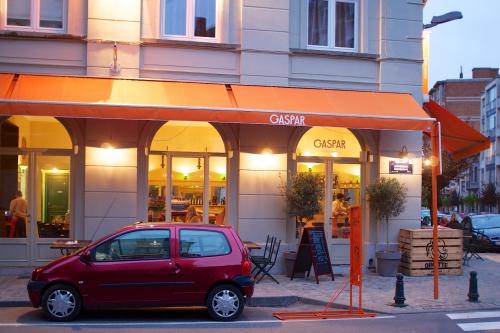 «Gaspar», un nouveau bistrot au quartier Brugmann (FERME)