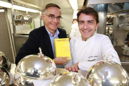 Yannick Alleno, chef, guide, GaultMillau