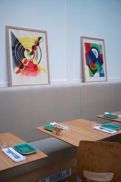 Comptoir des Galeries, Julien Burlat, Bistrot Bruxelles
