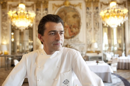 Yannick Alléno cuisinier de l'année 2015 au Gault&Millau France