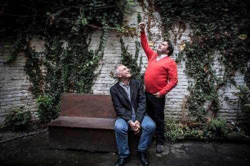 Yves Camdeborde et Jacques Ferrandez, passeurs de saveurs