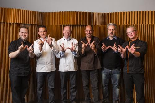 Génération W accueille 8 nouveaux chefs wallons