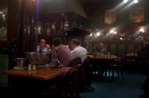 les brigittines,brasserie bruxelles,vol-au-vent,zenne pot,cuisine à la bière