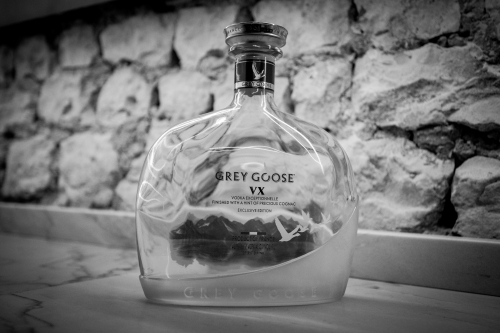 vodka française,cognac,grey goose