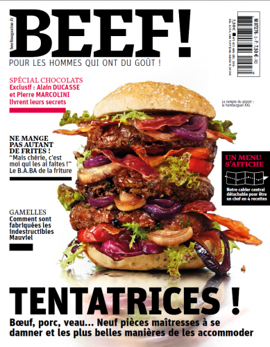 magazines culinaires,fool,beef!,itinéraires d'une cuisine contemporaine,the cocktail lovers,180°c,omnivore food book,lucky peach