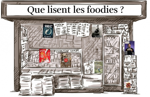 Que lisent les foodies?