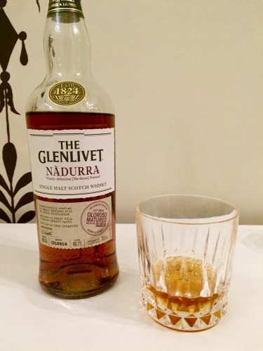 The Glenlivet Nadurra: single malt doux et fort à la fois