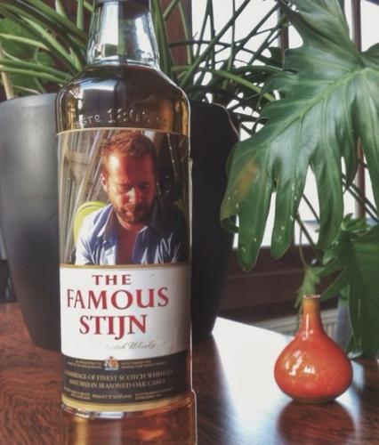 famous grouse,idée cadeau,whisky,bouteille personnalisée