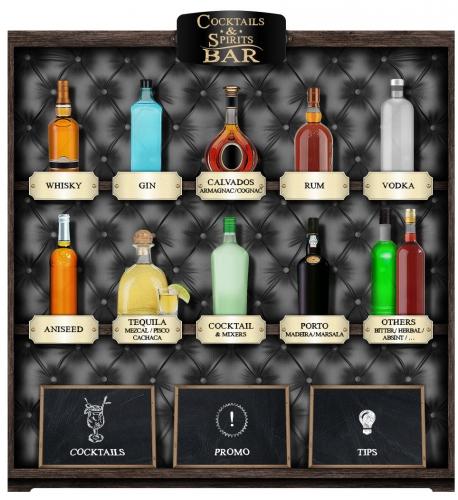 Delhaize lance un site dédié à l'univers du cocktail