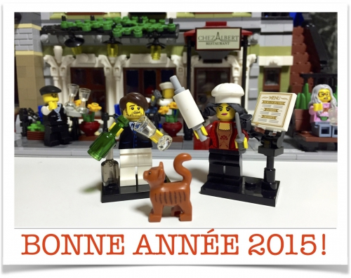 12 souvenirs gourmands de 2014