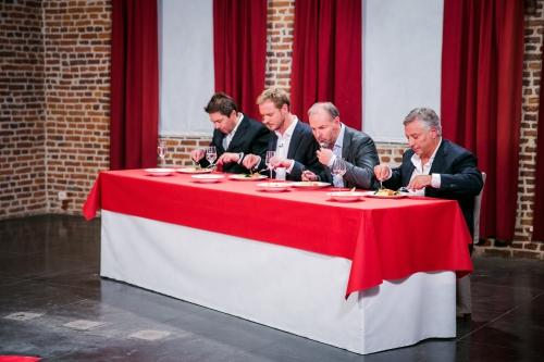 Téléréalité culinaire, Duels en cuisine, Pascal Devalkeneer, Chalet de la forêt