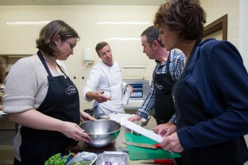 Envie de cuisiner comme un grand chef? Suivez le guide…