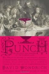 Punch, histoire du punch, cocktail