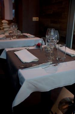Osmose, restaurant Mons, chef Mons