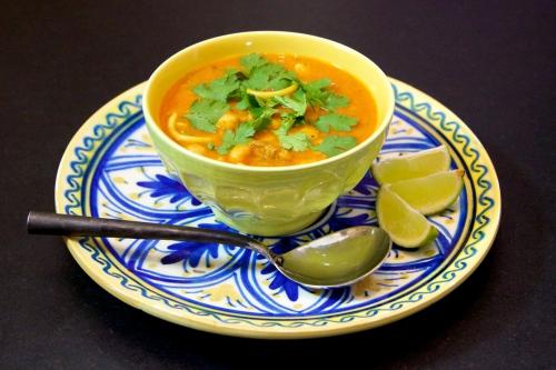 harira,soupe marocaine,cuisine marocaine,recette marocaine