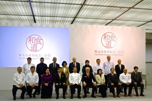 washoku-dō, washoku, kaiseki, ichiju-sansai, Alain Ducasse