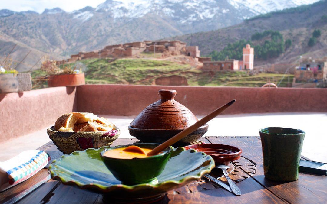 Tous les parfums de Marrakech