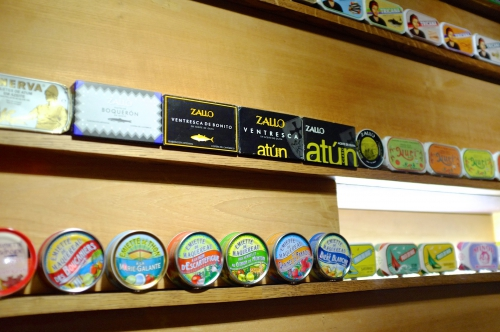 Le «Gin & Tin» selon l'hôtel Saint-Géry: Mise en boîtes
