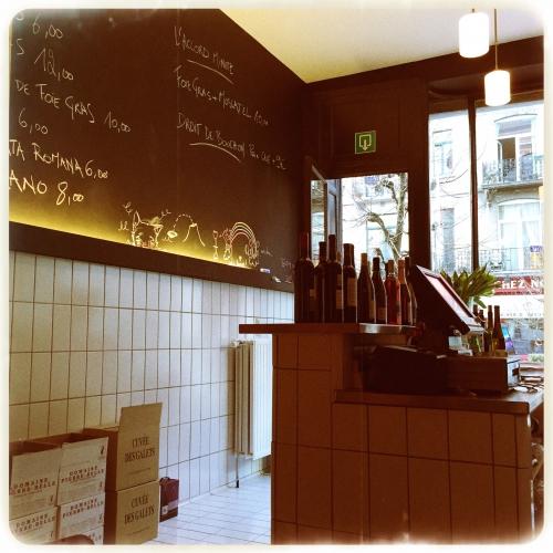 Bar à vins, Rubis Saint-Gilles, Bar à vins Bruxelles, caviste bruxelles, Pierre Val, caviste Saint-Gilles