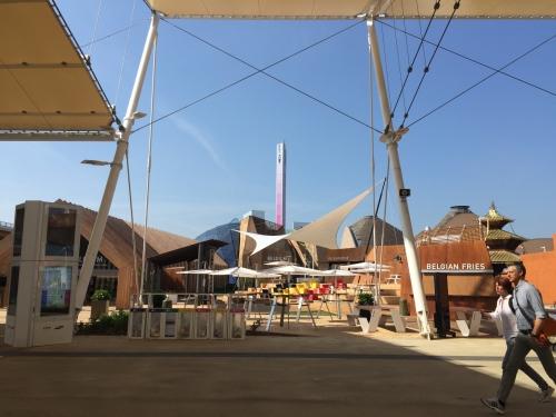 Expo Milano 2015 pense nos assiettes de demain
