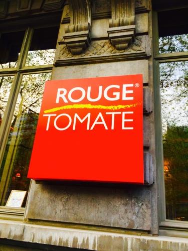 rouge tomate,alex joseph,restaurant bruxelles