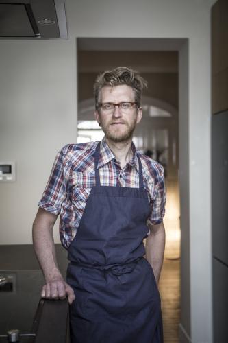 Nicolas Decloedt, future star de la cuisine des légumes