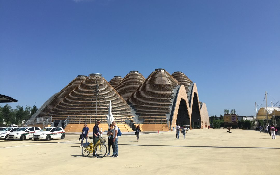 Expo Milano 2015: Tour du monde des saveurs!