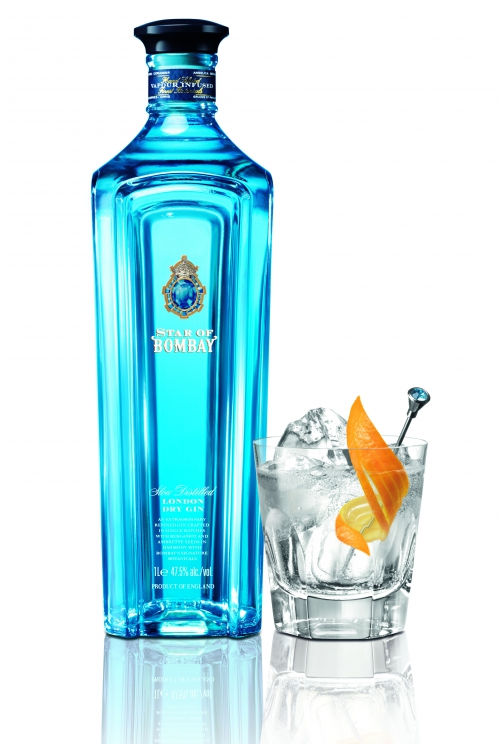 Gin: Bombay élargit sa gamme avec le Star of Bombay